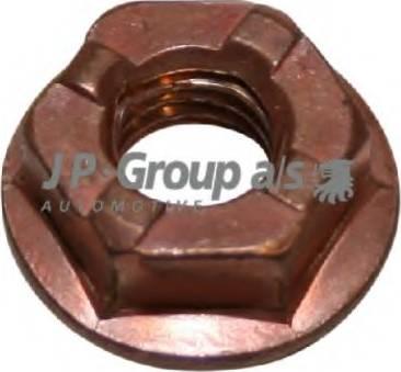 JP Group 1101100600 - Гайка, выпускной коллектор sparts.com.ua