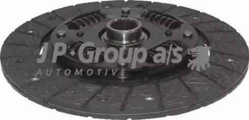 JP Group 1130201300 - Диск сцепления, фрикцион sparts.com.ua