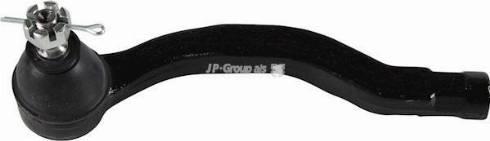 JP Group 3444600480 - Наконечник рулевой тяги, шарнир sparts.com.ua