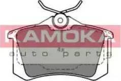 Kamoka JQ1012166 - Тормозные колодки, дисковые sparts.com.ua