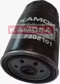 Kamoka F302101 - Топливный фильтр sparts.com.ua