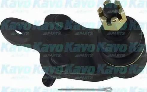 Kavo Parts SBJ-9047 - Шаровая опора, несущий / направляющий шарнир sparts.com.ua