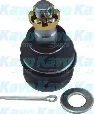 Kavo Parts SBJ-8001 - Шаровая опора, несущий / направляющий шарнир sparts.com.ua