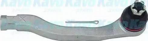 Kavo Parts STE-2011 - Наконечник рулевой тяги, шарнир sparts.com.ua