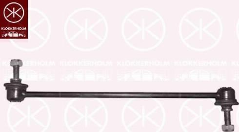 Klokkerholm 3476370 - Тяга / стойка, стабилизатор sparts.com.ua