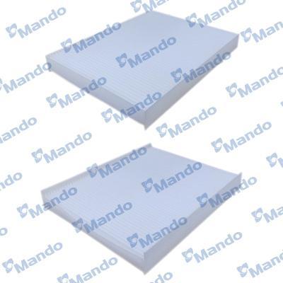 Mando ECF00073M - Фильтр воздуха в салоне sparts.com.ua