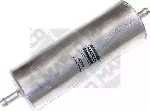 Mapco 62650 - Топливный фильтр sparts.com.ua