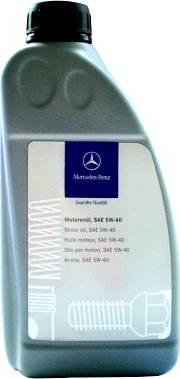Mercedes-Benz A0009898201 - Моторное масло sparts.com.ua