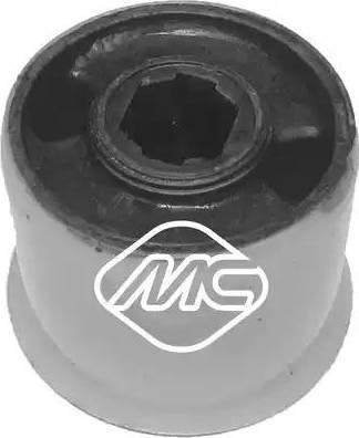 Metalcaucho 04691 - Сайлентблок, рычаг подвески колеса sparts.com.ua