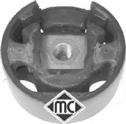 Metalcaucho 04860 - Подвеска, ступенчатая коробка передач sparts.com.ua