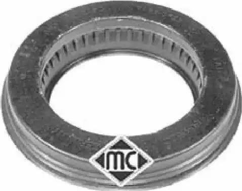 Metalcaucho 04789 - Подшипник качения, опора стойки амортизатора sparts.com.ua