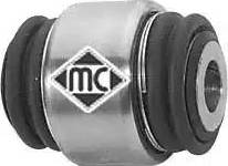 Metalcaucho 05866 - Сайлентблок, рычаг подвески колеса sparts.com.ua