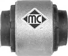 Metalcaucho 05362 - Сайлентблок, рычаг подвески колеса sparts.com.ua