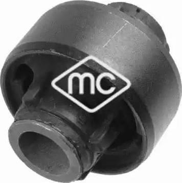 Metalcaucho 05249 - Сайлентблок, рычаг подвески колеса sparts.com.ua