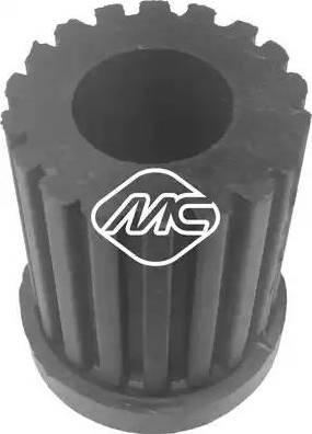 Metalcaucho 02464 - Втулка, листовая рессора sparts.com.ua