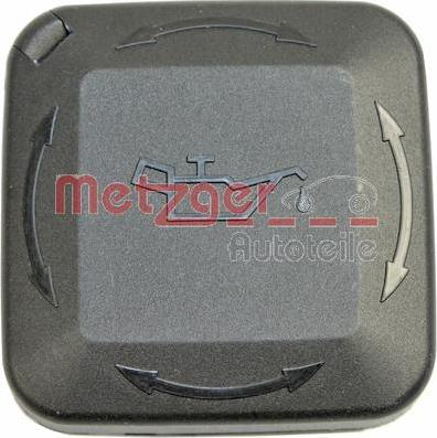 Metzger 2141009 - Крышка, заливная горловина sparts.com.ua