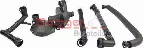 Metzger 2385043 - Ремонтный набор, вентиляция картера sparts.com.ua