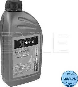 Meyle 0140193300 - Масло ступенчатой коробки передач sparts.com.ua