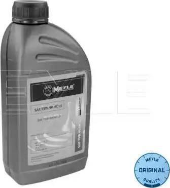 Meyle 0140192600 - Масло ступенчатой коробки передач sparts.com.ua