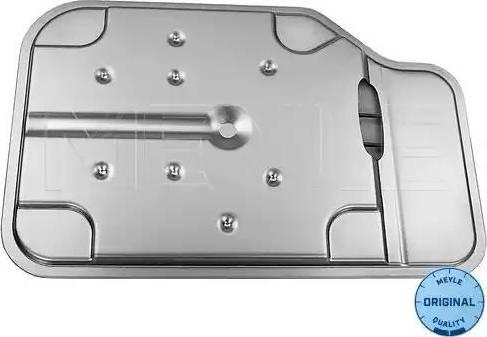 Meyle 0141360000 - Гидрофильтр, автоматическая коробка передач sparts.com.ua