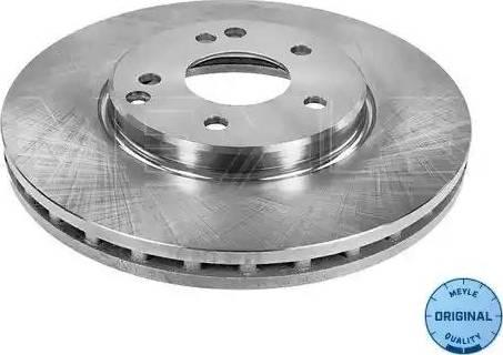 Meyle 015 521 2044 - Тормозной диск sparts.com.ua