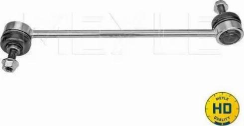 Meyle 16-16 060 0008/HD - Тяга / стойка, стабилизатор sparts.com.ua