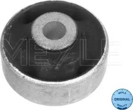 Meyle 100 407 0043 - Втулка, рычаг колесной подвески sparts.com.ua