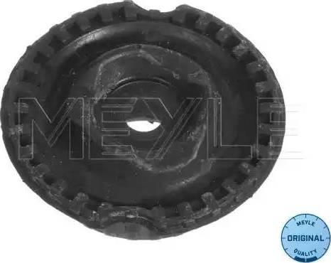 Meyle 100 412 0012 - Опора стойки амортизатора, подушка sparts.com.ua