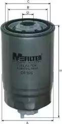 Mfilter DF326 - Топливный фильтр sparts.com.ua