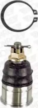 Monroe L40503 - Шаровая опора, несущий / направляющий шарнир sparts.com.ua