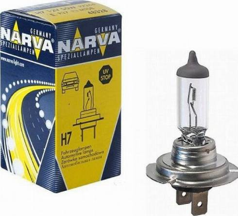 Narva 48328 - Лампа накаливания, фара с автоматической системой стабилизации sparts.com.ua