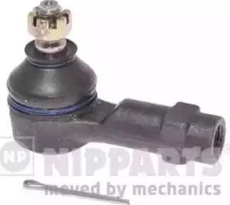 Nipparts J4820502 - Наконечник рулевой тяги, шарнир sparts.com.ua