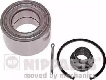 Nipparts J4702041 - Комплект подшипника ступицы колеса sparts.com.ua