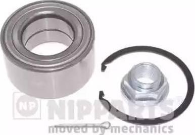 Nipparts N4700515 - Комплект подшипника ступицы колеса sparts.com.ua