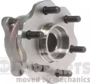Nipparts N4711071 - Ступица колеса, поворотный кулак sparts.com.ua