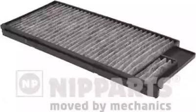 Nipparts N1342039 - Фильтр воздуха в салоне sparts.com.ua