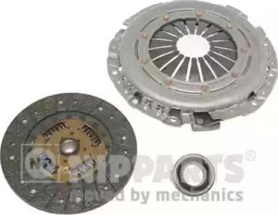 Nipparts N2000575 - Комплект сцепления sparts.com.ua