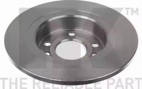 NK 203646 - Тормозной диск sparts.com.ua