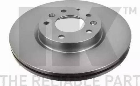 NK 203268 - Тормозной диск sparts.com.ua