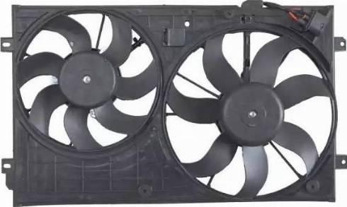 NRF 47394 - Вентилятор, охлаждение двигателя sparts.com.ua