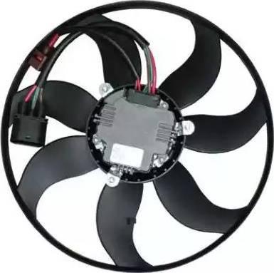 NRF 47389 - Вентилятор, охлаждение двигателя sparts.com.ua