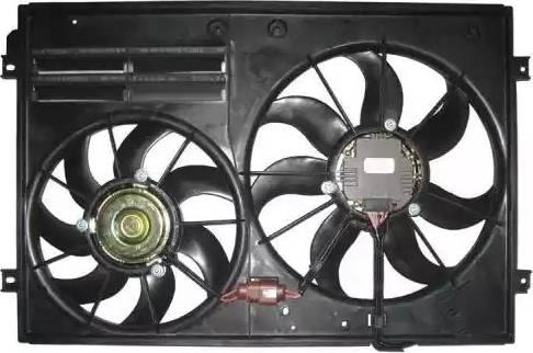 NRF 47387 - Вентилятор, охлаждение двигателя sparts.com.ua