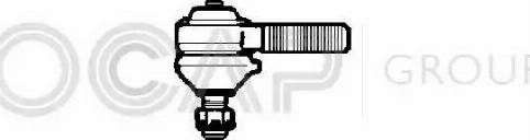 OCAP 0183323 - Наконечник рулевой тяги, шарнир sparts.com.ua
