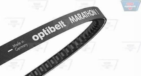 Optibelt AVX13X1275 - Клиновой ремень (поперечные рёбра) sparts.com.ua
