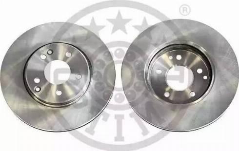 Optimal BS-6140 - Тормозной диск sparts.com.ua
