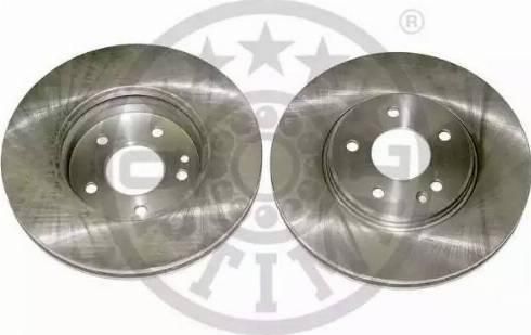 Optimal BS-7390 - Тормозной диск sparts.com.ua
