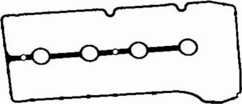 Payen JM5311 - Прокладка, крышка головки цилиндра sparts.com.ua