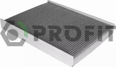 Profit 15212345 - Фильтр воздуха в салоне sparts.com.ua