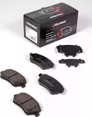 Protechnic PRP0913 - Тормозные колодки, дисковые sparts.com.ua