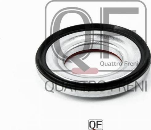 Quattro Freni QF52D00001 - Опора стойки амортизатора, подушка sparts.com.ua